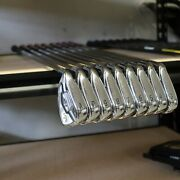 Callaway Apex Pro Forged 16 Iron Set 3-pw+aw Ust Mamiya Recoil F4 Shafts Lh