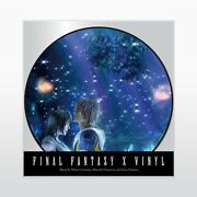 Pre Order Square Enix Final Fantasy X Vinyl Analog Record Official Limited Japan