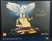 Lego 76391 Harry Potter Hogwarts Icons Collectors Edition Ready To Ship New