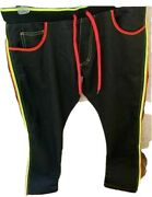 New W/ Tag Rare Find Andrew Christian Workout Pants Large