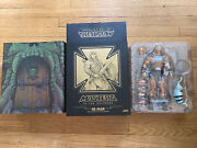 Mondo Masters Of The Universe He-man 1/6 Scale 13 Action Figure Complete