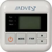 Advent Air Acth12 Air Conditioner/heat Pump Digital Lcd Thermostat S22