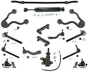 15pc Master Steering Chassis Kit For Chevrolet Tahoe 96-00 4 Wheel Drive