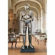 Katlot Knightand039s Guard Medieval Armor Sculpture With Sword