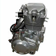 4-stroke Vertical Engine Motor With Manual Transmission Cdi For Atv 200cc 250cc