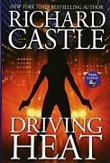 Driving Heat Nikki Heat By Castle, Richard Book The Fast Free Shipping