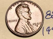 1948 S United States Lincoln Cent Wheat Penny 8879k