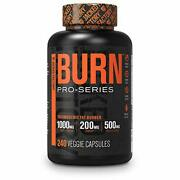 Pro-series Burn Thermogenic Fat Burner - Competition-grade Weight Loss Supple...