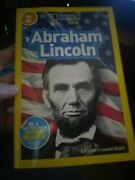 Readers Bios Ser. National Geographic Readers Abraham Lincoln By Caroline Cro…