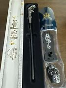 Harry Potter Mystery Wand - Death Eater Series - Lucious Malfoy Wand With Stand