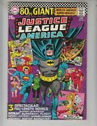 Justice League Of America 48 F+ 6.5 12/66 Eighty Page Giant G-29