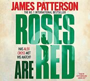 Roses Are Red Alex Cross By Patterson, James Cd-audio Book The Fast Free