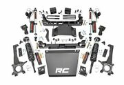 Rough Country 6.0 Suspension Lift Kit For 16-21 Toyota Tacoma 75850
