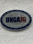 Us Secrer Service United Nations General Assembly Unga 76 Challenge Coin