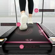 Accurate Treadmill 3.0 Hp Electric Motorized Folding Jogging Machine Home Gym