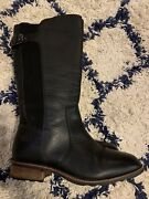 The Original Muck Boot Company Tall Black Womens Riding Boots Size W11 Vgc