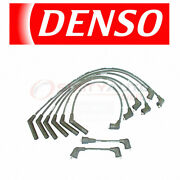 Denso Spark Plug Ignition Wires Set For Mitsubishi Mighty Max 3.0l V6 Rk