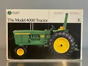John Deere Model 4000 Collectible Tractor 1/16 Scale Replica Toy