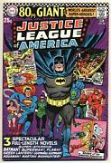 Justice League Of America 48 Vg/f, 80 Page Giant G-29, Dc Comics 1966