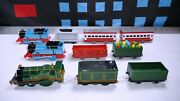 Lot Of 10 Thomas The Train And Friends Electric Motorized Engines Emily And More+