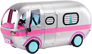 Lol Surprise Omg Glamper Fashion Camper With 55+ Surprises Fully-furnished With