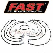 Fast Spark Plug Wire Set For 1976-1980 Chevrolet K10 - Ignition Plugs Coils Zh