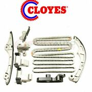 Cloyes Engine Timing Chain Kit For 2010 Ford Fusion - Valve Train Ac