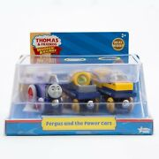 Fergus And The Power Cars Wooden Wood Train Toy Thomas And Friends