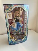 Disney Alice In Wonderland Limited Edition Doll 🚚fast Delivery 📦