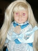 Haunted Dolland039scarissa10yr Highly Active Friendly Tag Along