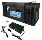 12v 200 Ah Deep Cycle Lithium Iron Lifepo4 Cells Battery Pack With Bms Solar Rv