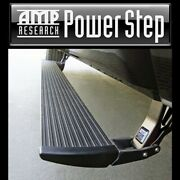 Amp Power Retracting Side Step Running Boards For 10-18 Dodge Ram 1500/2500/3500