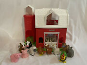 Fisher Price Little People Songs And Sounds Farm Working Sound + 11 Farm Animals