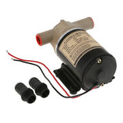8 Gpm 30 Lpm Self Priming Diaphragm Water Pump For Boat Washing Cleaning