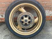 Ducati Brembo Used Original Rear Wheel 17 As Fitted To Several Models