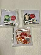 Coca Cola Tokyo 2020 Olympic Day 1 Limited Pin Badge July 23th New Unused [mo]