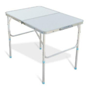 Folding Table 3' Portable Plastic Indoor Outdoor Bbq Picnic Party Camp Tables