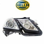 Hella Front Right Headlight Assembly For 2010-2014 Mercedes-benz E550 4.6l Tx
