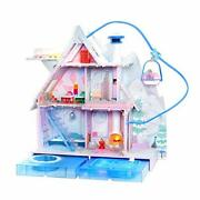 L.o.l. Surprise Winter Disco Chalet Wooden Doll House With Exclusive Family And...