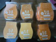 Scentsy - Wax Bars Includes Limited Edition And Discontinued Scents Qty 100