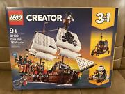Lego Creator Pirate Ship 31109 Factory Sealed New