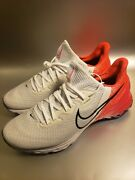 2021 Nike Air Zoom Fly Net Infinity Tour Golf Shoe Ct0540 124 Sz 13 Infrared