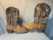 John Deere Womenand039s Boots Size 8.5