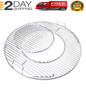 New Gassaf Grill Grates Replacement For Weber 8835, 22.5 Inch Charcoal Grills, K