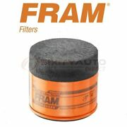 Fram Engine Oil Filter For 2004-2010 Subaru Forester - Oil Change Lubricant Wh