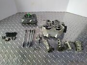 04-08 Yamaha Yfz 450 Cylinder Head With Cams And Caps Complete