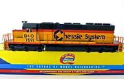 Ho Athearn 93545 Bando Chessie System 7591 Sd40 Diesel Dcc Ready New 277rx