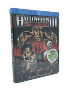 Halloween 3 Season Of The Witch Blu-ray Disc, 2012 New W/ Rare Oop Slipcover