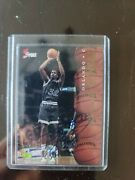 Nm Rare /655 5 Sport Classic 1995 Autographed Shaquille Shaq O'neal Rookie Card