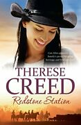 Redstone Station By Creed Therese Book The Fast Free Shipping